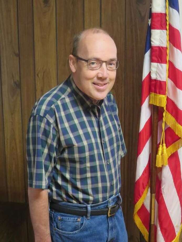 Edwardsville Township Trustee Kenny Krumeich is resigning as a trustee after 18 years. Photo: Courtesy Of Edwardsville Township