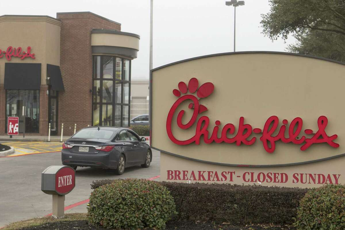 A Chick-Fil-A in Conroe is welcoming people to meet first responders from the community.