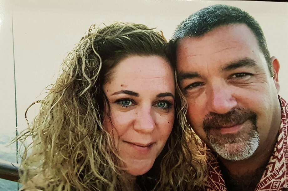 Debra H. Rich and David J. Najam were married Dec. 16 at Back Nine Tavern in New Britain. Photo: Contributed Photo / Contributed / The News-Times Contributed