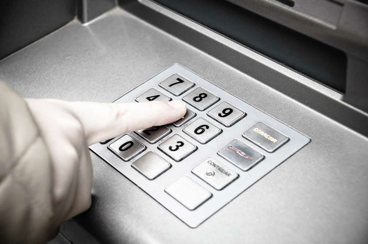 Pearland police say thieves broke into Oiler Stop service station, 4453 Main St., early Jan. 12, pried loose an ATM and drove off with it and the some $2,800 in cash that it contained.