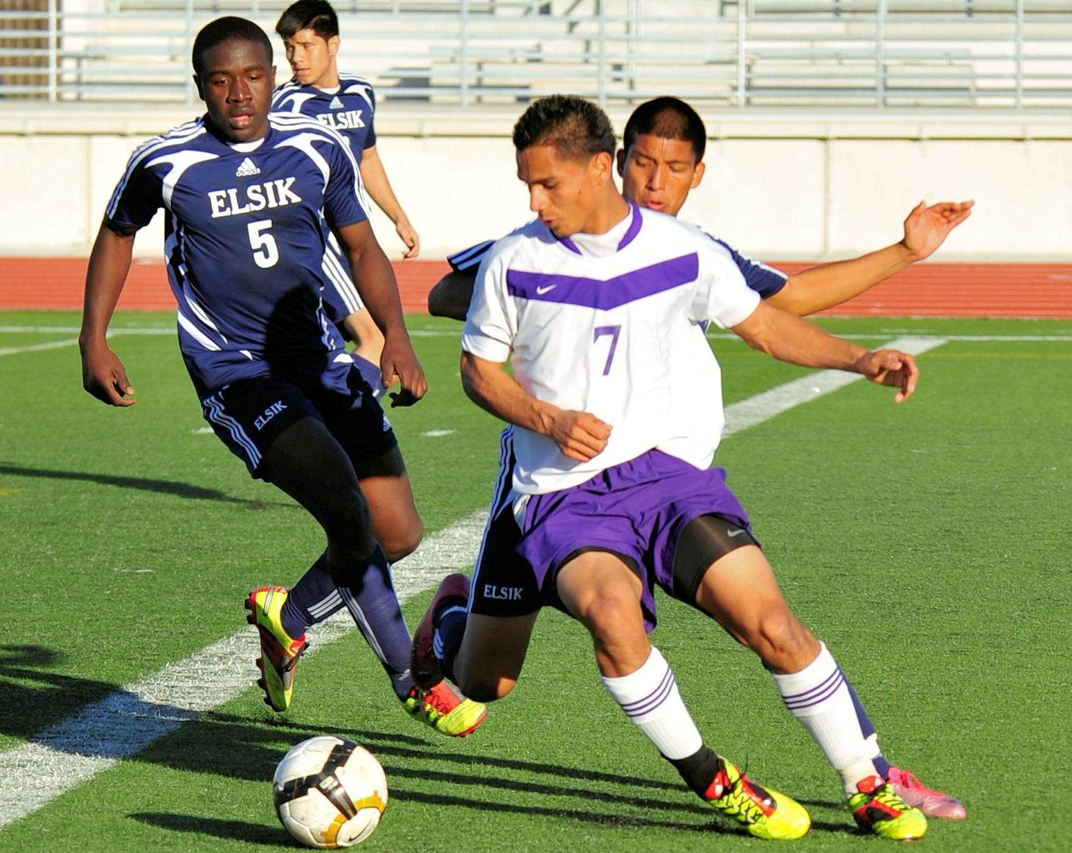 Boys Soccer: Humble pushing for its third-straight playoff berth