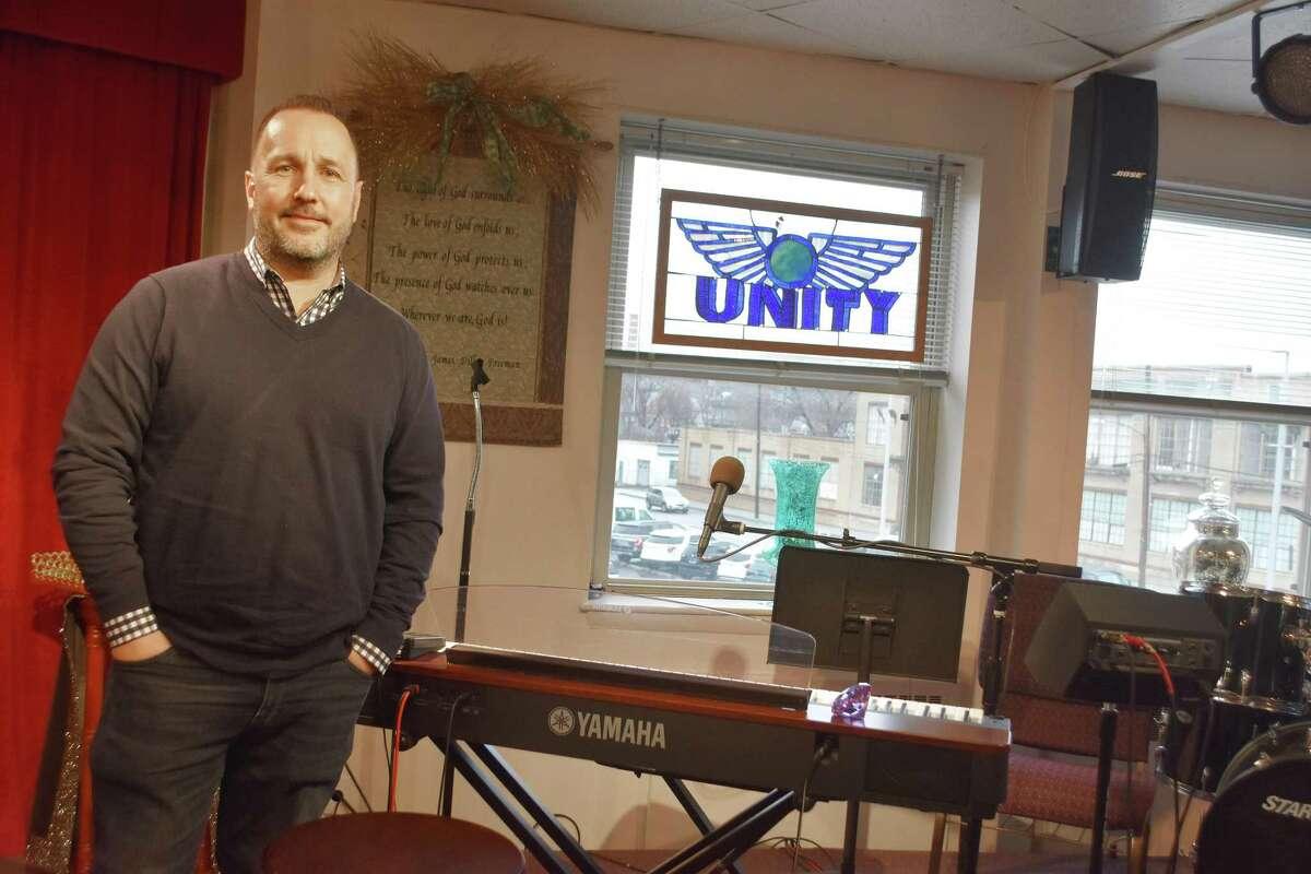 Kenneth Gartman hosts an Open Mic night at the Unity Center of Norwalk 7 p.m. Saturday, Jan. 19.