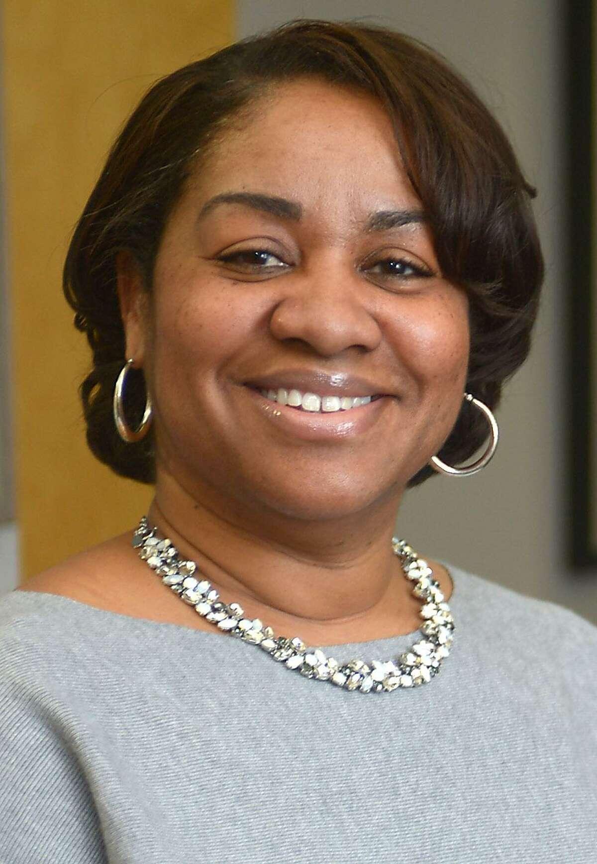 Norwalk High School Assistant Principal and Director of the Norwalk Early College Academy Karen Amaker.
