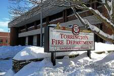 The Torrington Fire Department headquarters on Water Street. Chief Peter Towey announced that the city is opening its warming centers Sunday, Jan. 20, through Wednesday, Jan. 23.