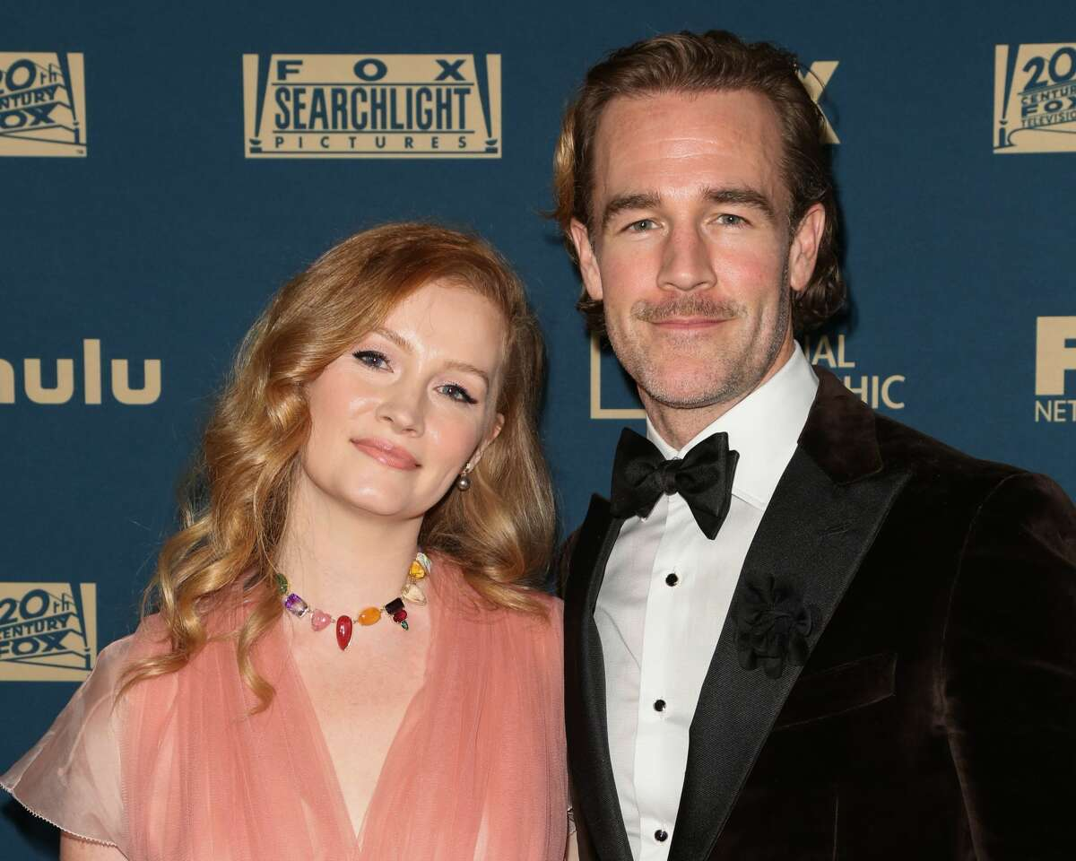James and Kimberly Van Der Beek recently moved their family from California to Texas.