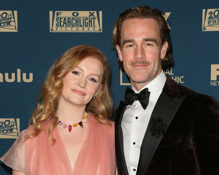 James and Kimberly Van Der Beek recently moved their family from California to Texas. Photo: Paul Archuleta/FilmMagic