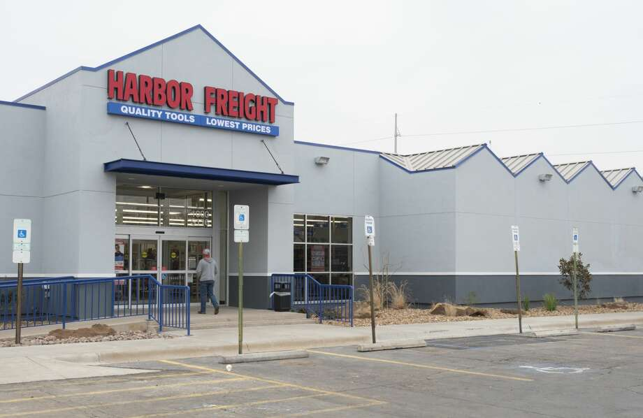 Harbor Freight tools has opened 01/14/19 in the old Furrs' Cafeteria at the corner of Midkiff and Cuthbert. Tim Fischer/Reporter-Telegram Photo: Tim Fischer/Midland Reporter-Telegram