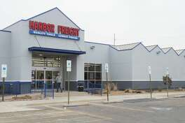 Harbor Freight tools has opened 01/14/19 in the old Furrs' Cafeteria at the corner of Midkiff and Cuthbert. Tim Fischer/Reporter-Telegram