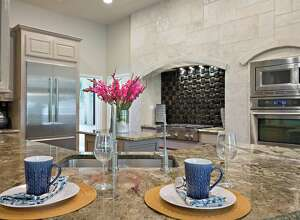 A remodeled home in San Antonio's Mission Ridge neighborhood just sold for $512,000, the highest sale in neighborhood history.