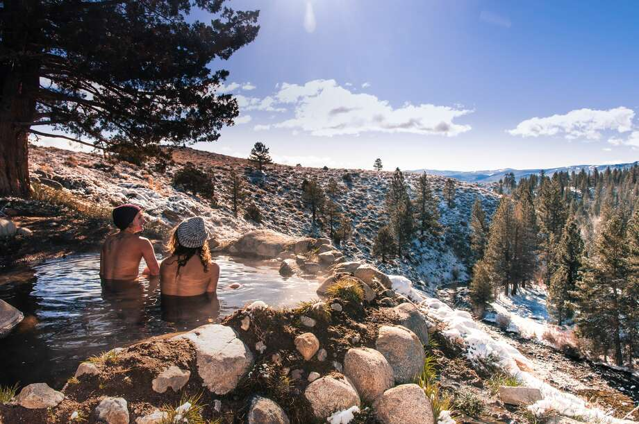 Well now, doesn't that look relaxing! Check out the best hot springs locations as listed by dozens of travel and news websites.