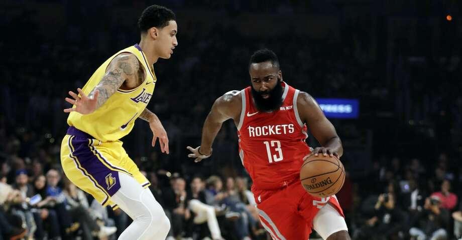 Scouting report Rockets vs Lakers Houston ChronicleRockets Vs Lakers