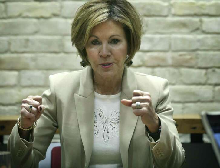 San Antonio City Manager Sheryl Sculley announced her resignation on Nov. 29. She was a key player in burnishing San Antonio's tourism potential.