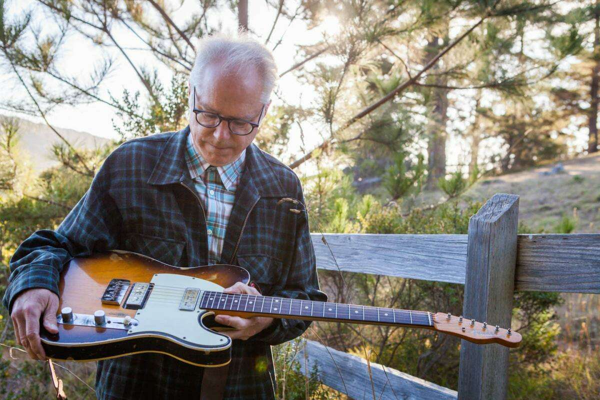 Jazz fusion and experimental rock guitarist Bill Frisell will perform at Fairfield Theatre Company on Friday. Find out more.