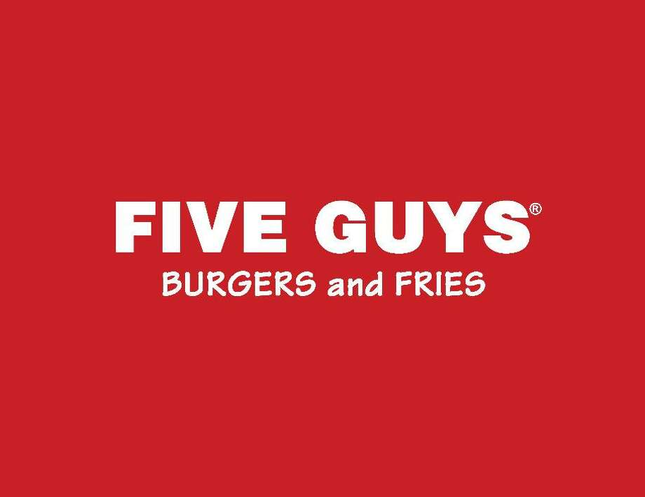 The company logo of the international Five Guys franchise group. Photo: Contributed / Brooke Nihan