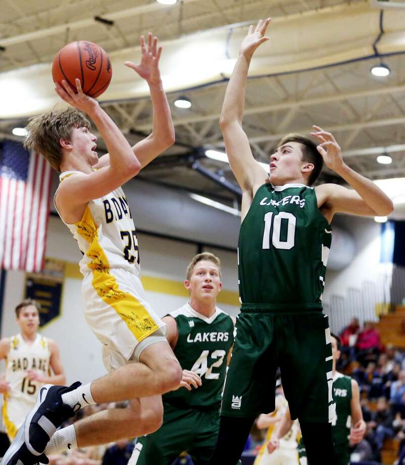 Bad Axe 55, EPBP 37 Photo: Paul P. Adams/Huron Daily Tribune