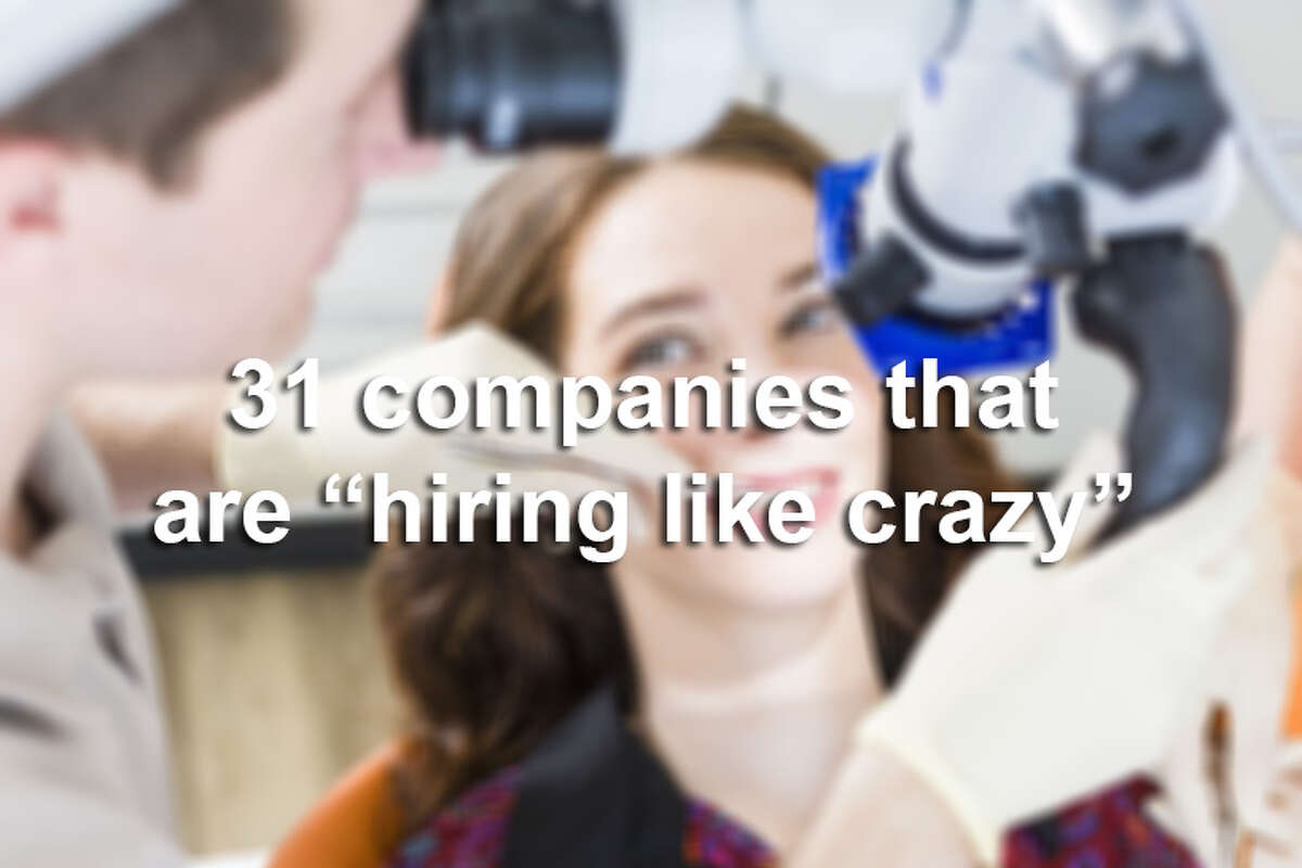 31 companies that are hiring like crazy in 2019.