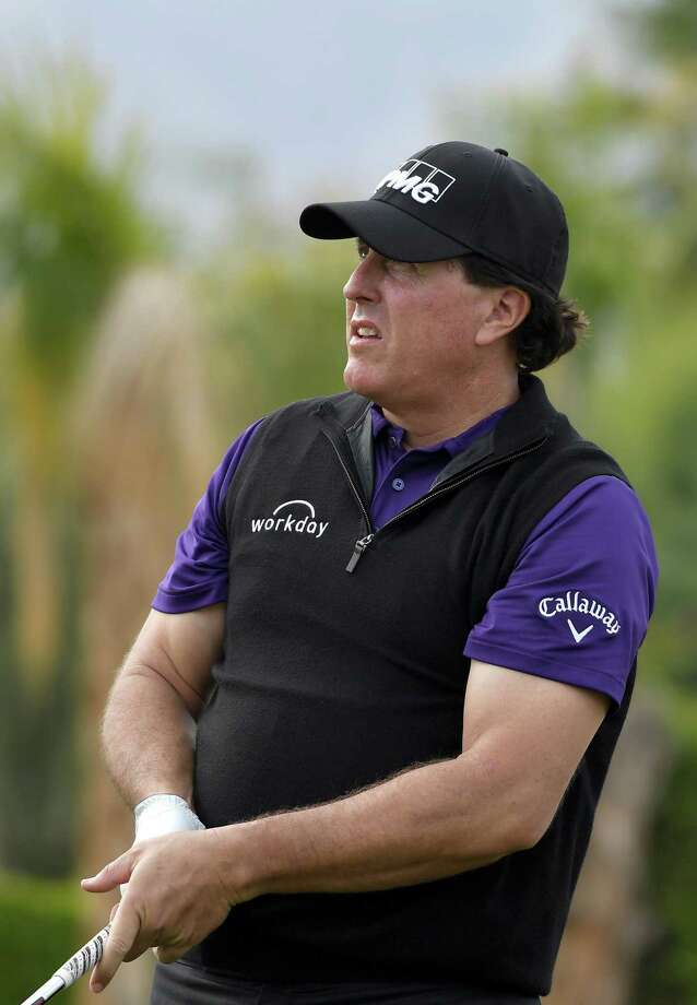 Phil Mickelson is going for his third Desert Classic win. Photo: Donald Miralle / Getty Images / 2019 Getty Images