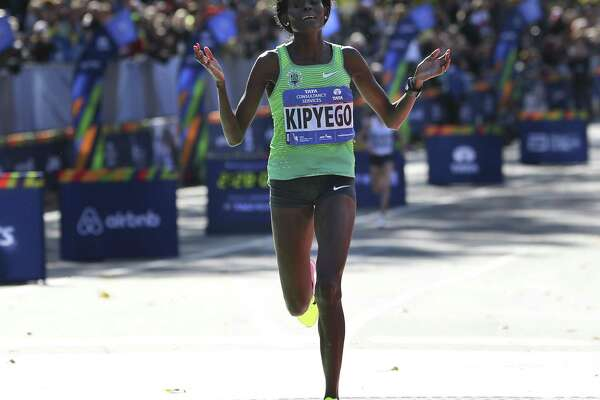 ada3a2a69 1of25Since crossing the finish line second in the women's division of the  2016 New York City Marathon, Sally Kipyego has become an American and a new  mom ...