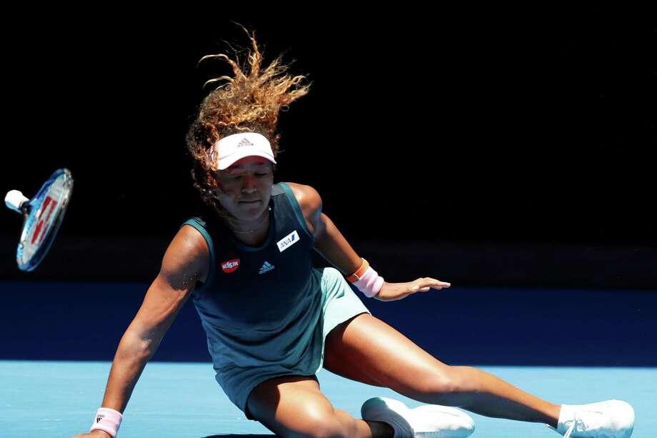 Naomi Osaka reaches fourth round at Australian Open
