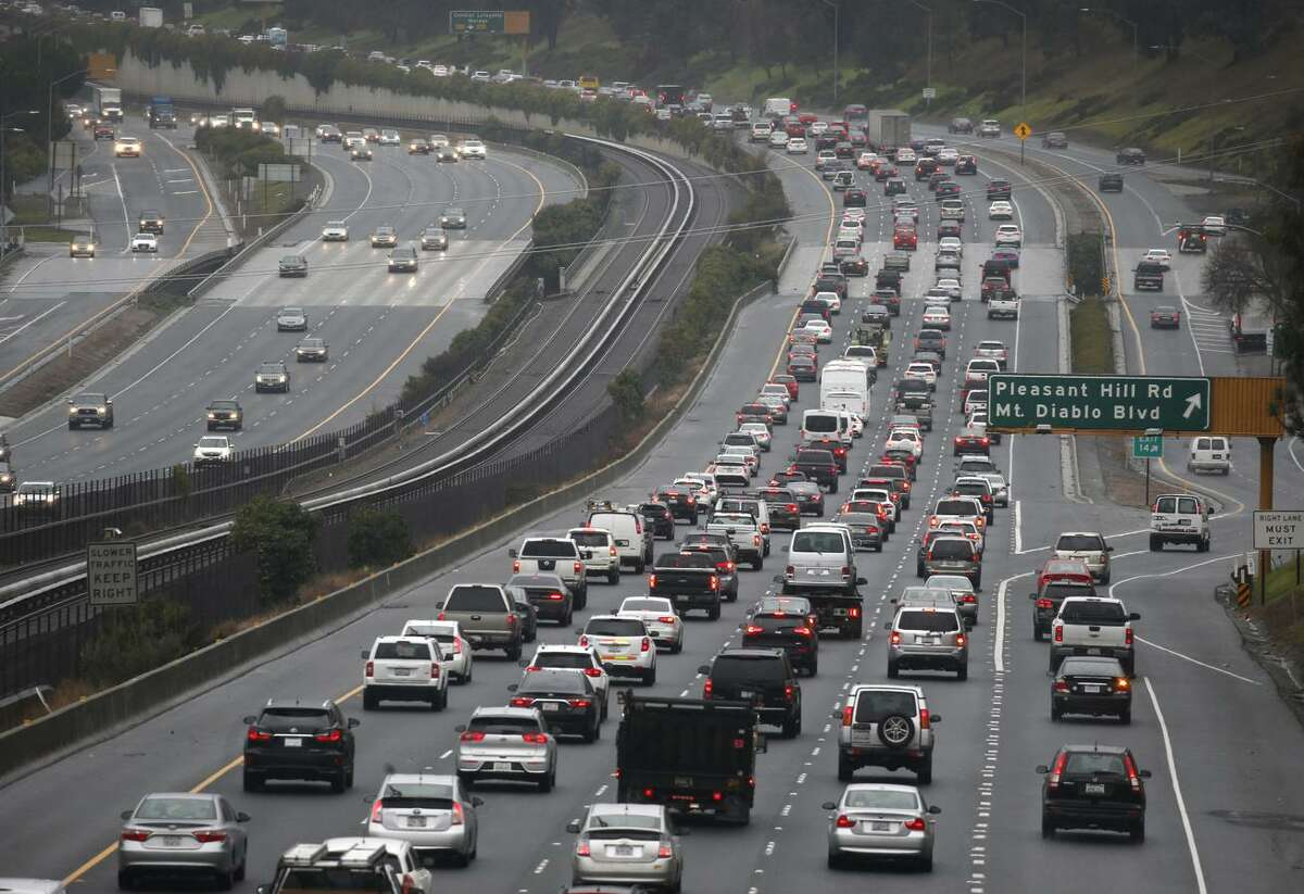 Congestion on Highway 24 and other Bay Area freeways is often linked to the region's housing shortage, which forces people to live far from their jobs and drive to work.
