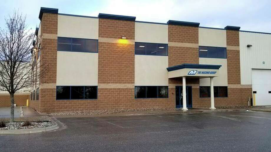 The Macomb Group's new locationat 102 Fast Ice Drive. (photo provided)