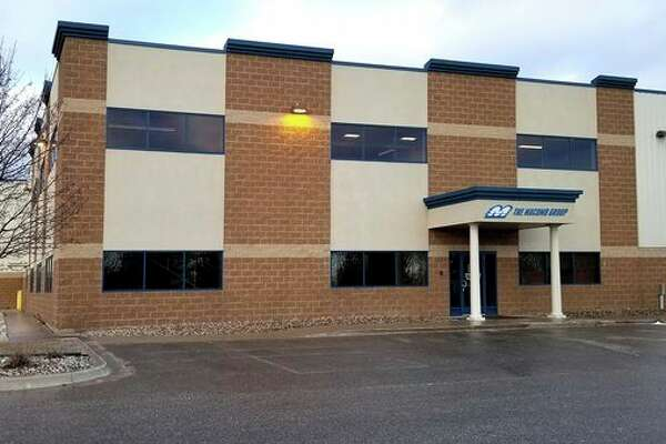 The Macomb Group's new location at 102 Fast Ice Drive. (photo provided)