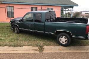 The Texas Department of Public Safety said a man used this vehicle to evade troopers and U.S. Border Patrol agents while transporting 10 immigrants who had entered the country illegally.