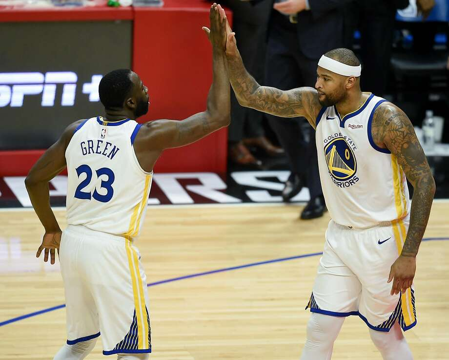 How Draymond Green helped ease DeMarcus Cousins' transition with Warriors