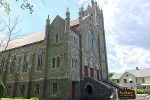 The closed St. Mary of Czestochowa Roman Catholic Church in Torrington is for sale by the Archdiocese of Hartford.