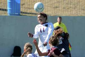 Karina Gonzales (11) will be an integral part of the Lady Oilers' soccer success this season.