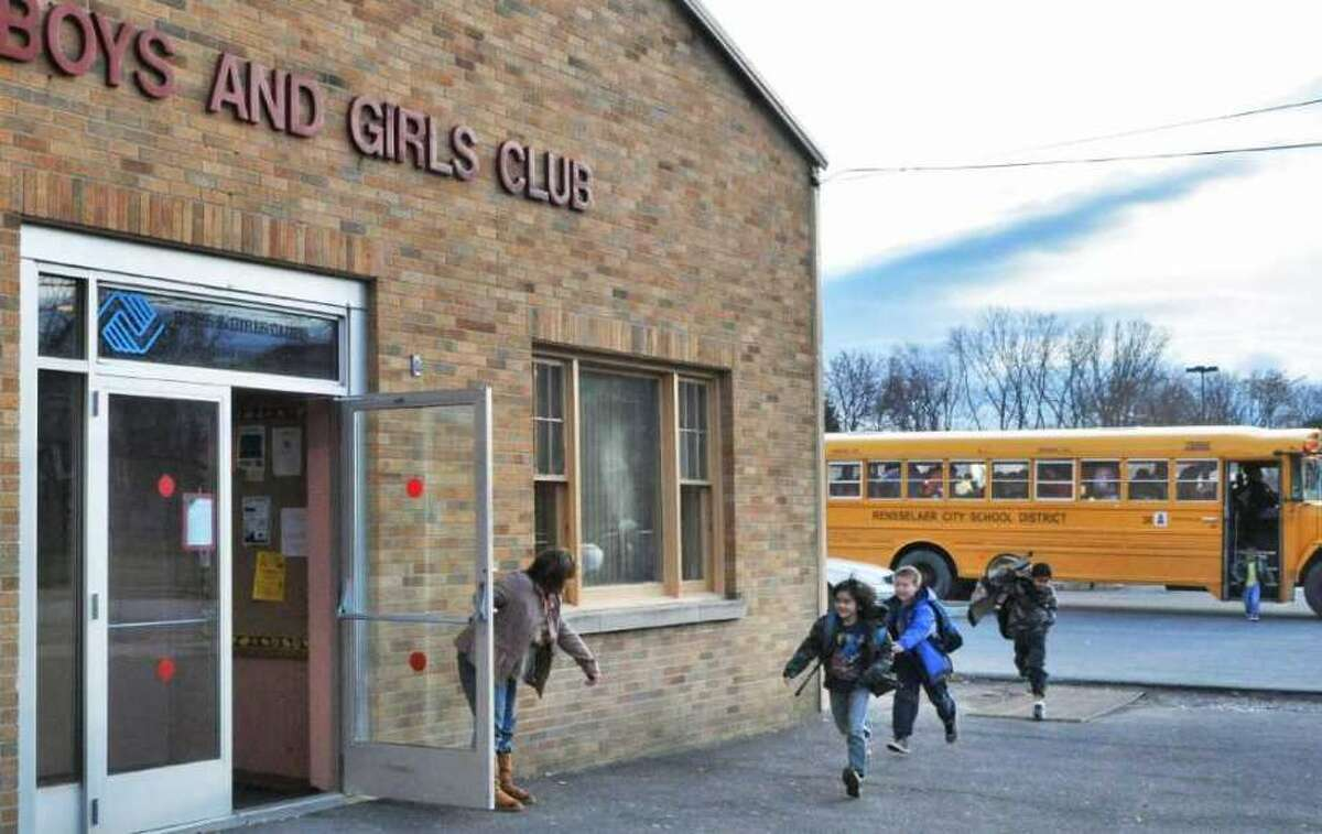 I grew up at the Rensselaer Boys & Girls Club. One of my proudest honors was being inducted into the Club's Hall of Fame.