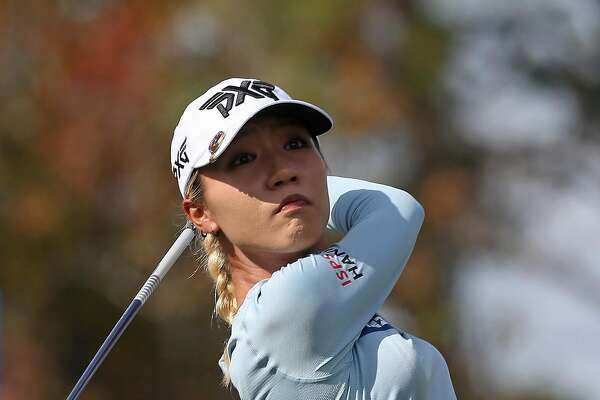 LAKE BUENA VISTA, FLORIDA - JANUARY 19: Lydia Ko of New Zealand hits watches her tee shot on the fourth hole during the third round of the Diamond Resorts Tournament of Champions at Tranquilo Golf Course at Four Seasons Golf and Sports Club Orlando on January 19, 2019 in Lake Buena Vista, Florida. (Photo by Matt Sullivan/Getty Images)