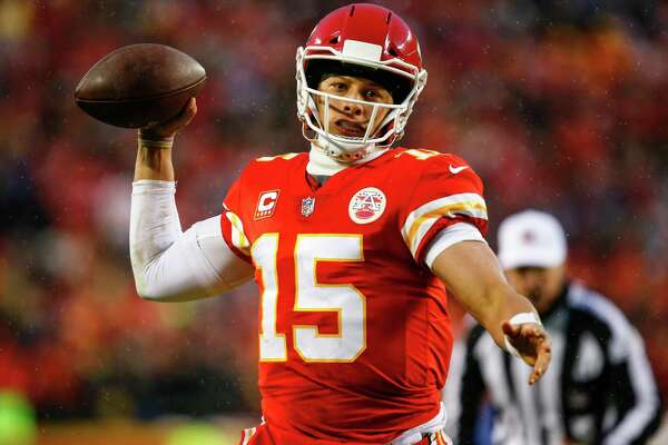 Patrick Mahomes Or Deshaun Watson Take Your Pick