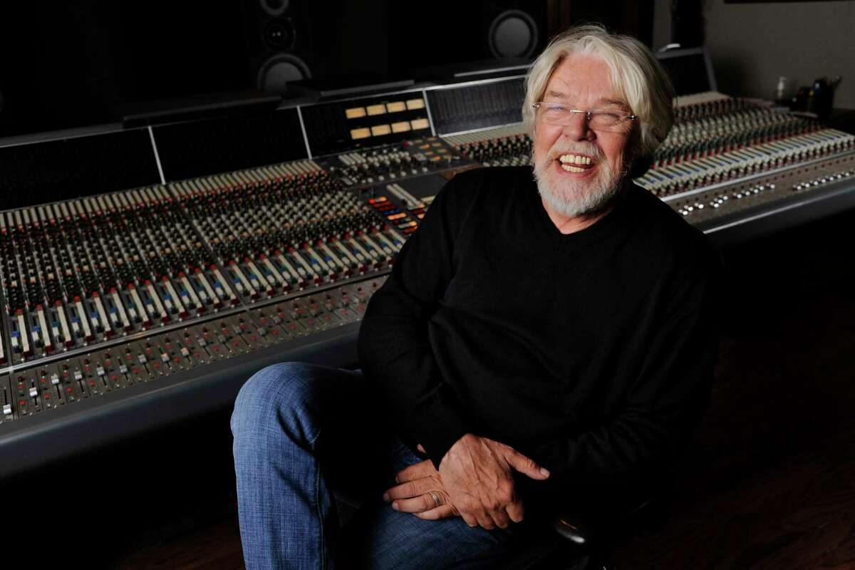FILE - In this Oct. 16, 2014, file photo, singer Bob Seger poses for a portrait in a Capitol Records studio in Los Angeles. New dates are being added as Bob Seger & The Silver Bullet Band prepare for their final tour. Promoters on Tuesday, Sept. 18, 2018, announced tickets will go on sale Sept. 28 for shows in Dallas, Houston, Cleveland, Buffalo, New York, Louisville, Ky., Peoria, Ill., and Grand Rapids, Mich. (Photo by Chris Pizzello/Invision/AP)