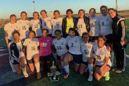 The Alexander girls' soccer team picked up a second-place finish at the Lady Chiefs Tournament on Saturday in Donna. The Lady Bulldogs won their first five games at the event before falling in the championship to Harlingen South.