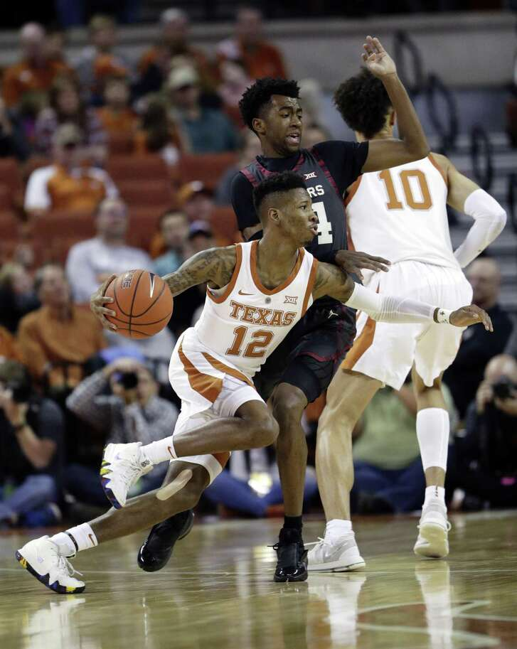 Kerwin Roach II's personal 11-0 run gave UT a jolt after the Horns hit only three shots in the first 10 minutes.