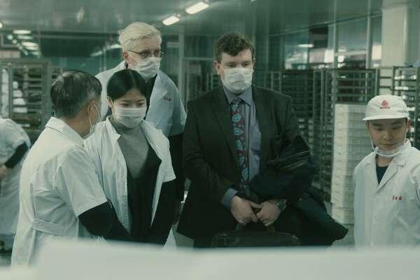 Director: Mads BrüggerWith: Frederik Cilius, Rasmus BruunRunning time: 1 hour 41 minutes