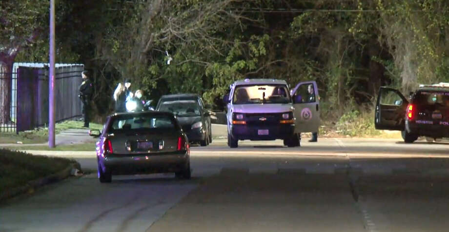 One man is dead and another is in the hospital after being shot in a disturbance about 8:30 p.m. Saturday in northeast Houston. Photo: Courtesy: Metro Video Services