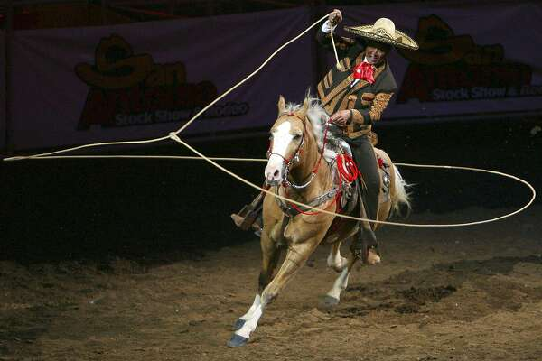 Vaqueros Bring Tradition To San Antonio Stock Show Amp Rodeo