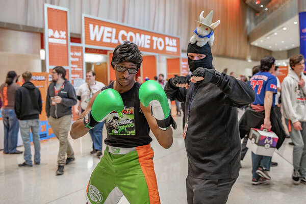 Gaming fans took over downtown San Antonio and showed off their passion for gaming culture at the PAX South 2019 convention from Jan. 19-20 at the Henry B. Gonzalez Convention Center.