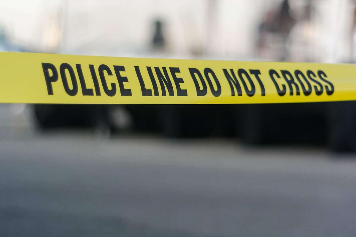 Yellow police tape blocking off a crime scene from public access. (Dreamstime/TNS)