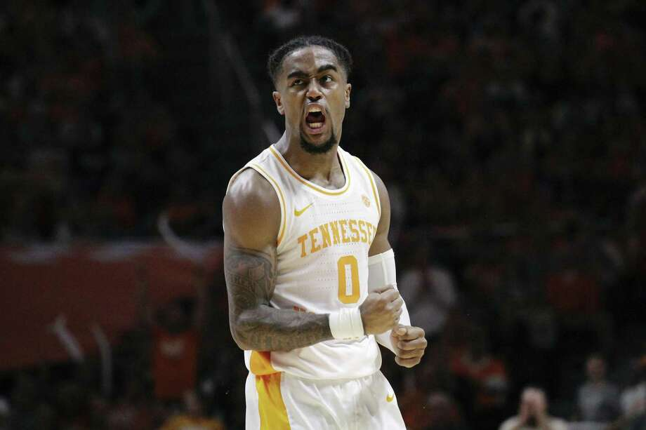 Jordan Bone and Tennessee are the new No. 1 in David Borges' AP Top 25 ballot this week. Photo: Shawn Millsaps / Associated Press / Copyright 2019 The Associated Press. All rights reserved