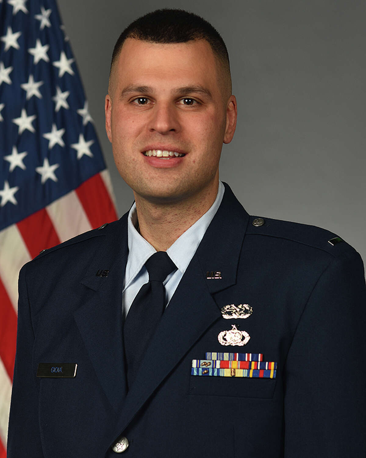 First Lt. Peter Gioia