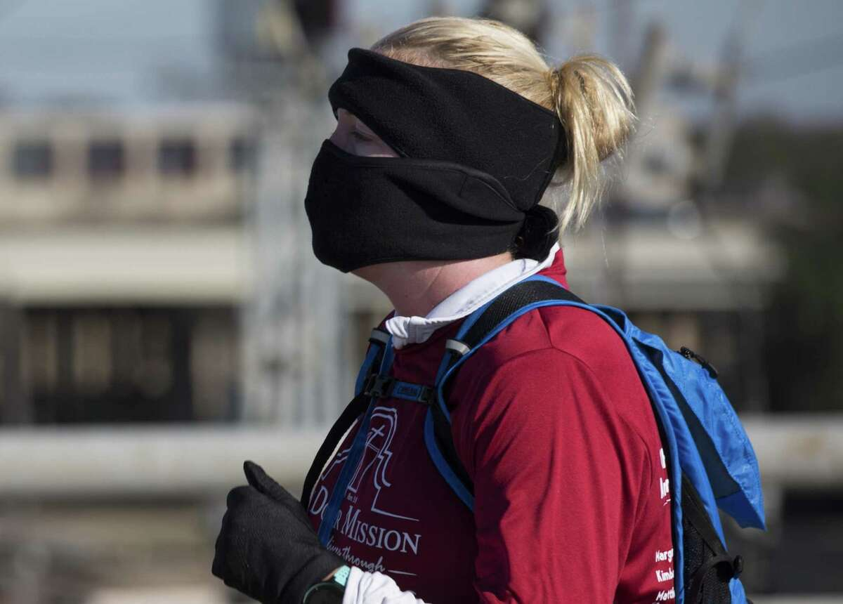 Get ready for a bout of chilly weather, Houston.
