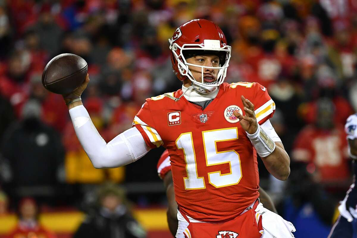 QUARTERBACK: PATRICK MAHOMES (KANSAS CITY CHIEFS) Age: 23 (9/17/95)
