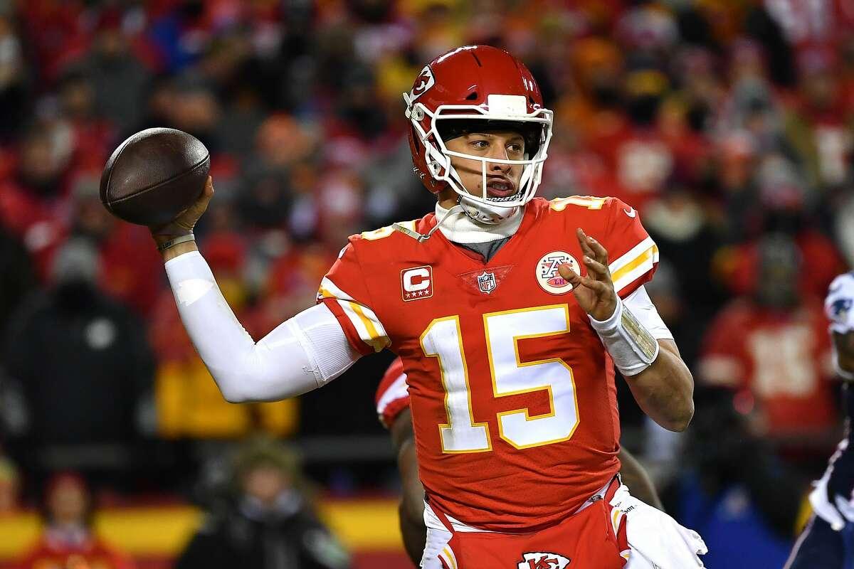9. 2018 Kansas City Chiefs Regular-season record: 12-4 Playoff result: Fell to Patriots in AFC Championship