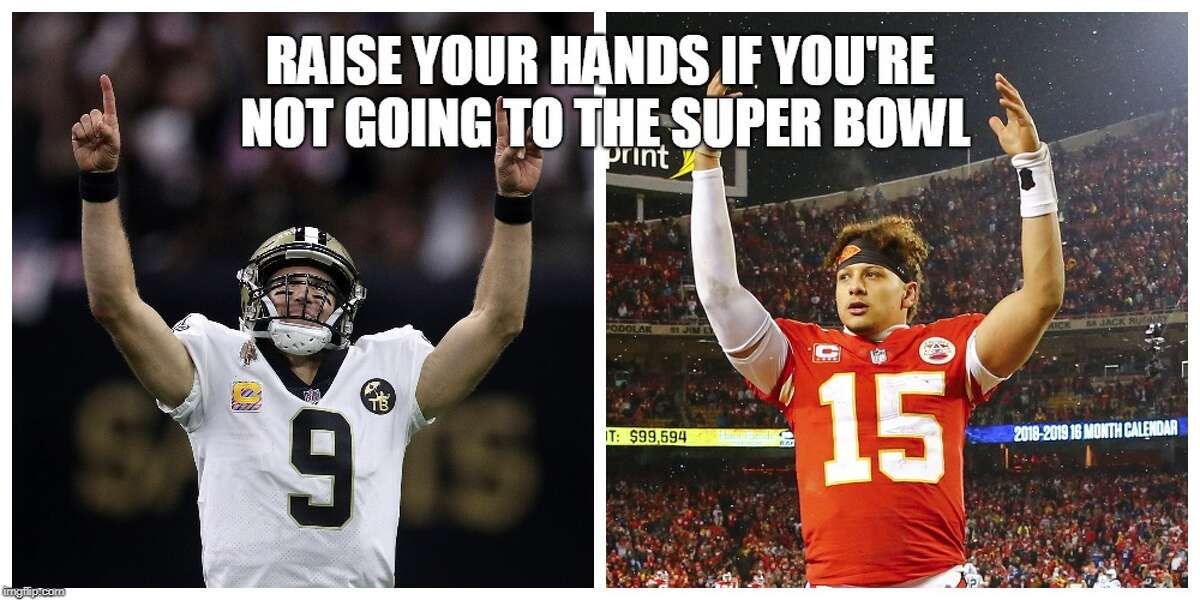 PHOTOS: The best memes from Sunday's conference championship games Source: Matt Young