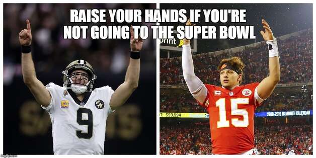 PHOTOS: The best memes from Sunday's conference championship games
