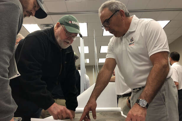 Landowners study the route of NextDecade's proposed Galveston Bay Pipeline to see if the project goes through their land. If approved by regulators, the pipeline would support of the company's proposed Galveston Bay LNG plant in Texas City.