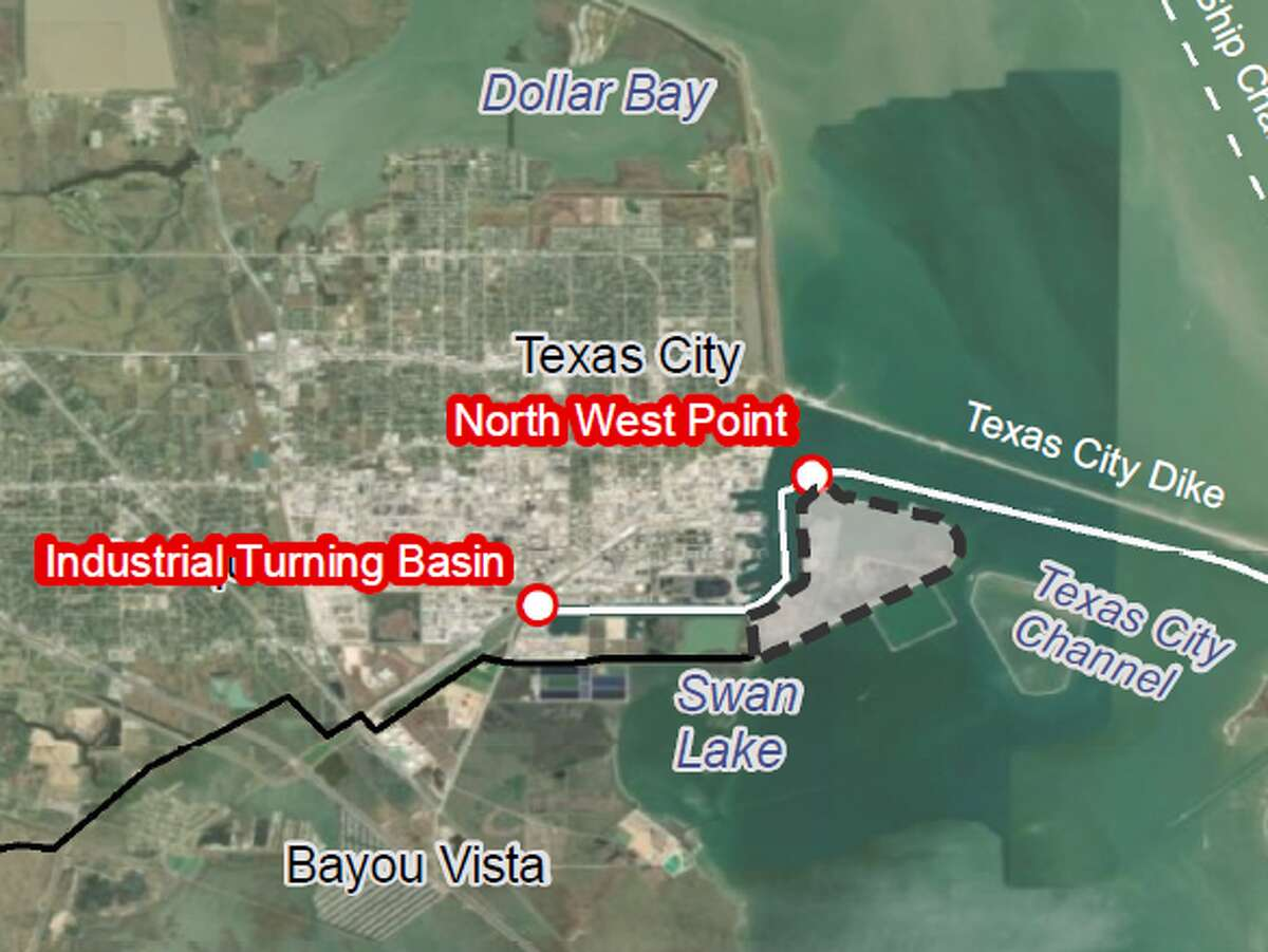 If approved by federal regulators, the proposed Galveston Bay Pipeline would move 3 billion cubic feet of natural gas per day from the Katy natural gas hub in Waller County though the heart of Fort Bend County and just south of Brazos Bend State Park to a 550-acre site along the Texas City Ship Channel where a proposed liquefaction plant would produce up to 5.5 million metric tons of LNG per year.